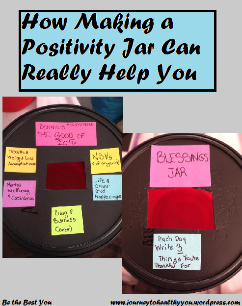 How Making a Positivity Jar Can Help You